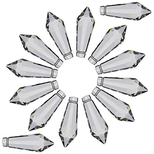 05df1699d52b87 15 premium Crystal © Crystal Glass Icicles prisms 38 MM - 30% Pbo-Feng