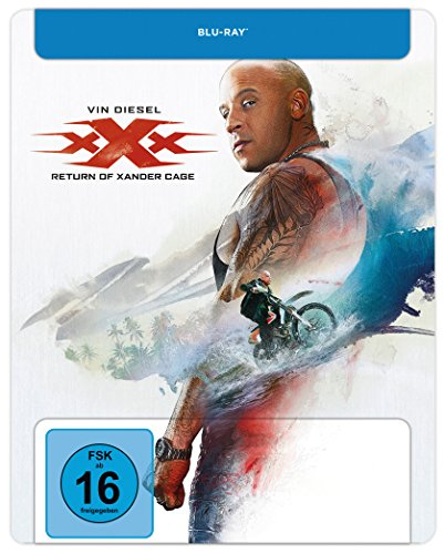 xXx: The Return of Xander Cage - Steelbook [Limited Edition] [Blu-ray]