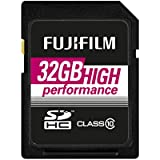 Fujifilm 04004052 Carte mémoire SDHC