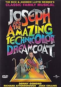 Joseph And The Amazing Technicolor Dreamcoat Dvd 1999