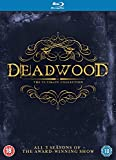 DEADWOOD THE COMPLETE COLLECTION [Blu-ray] [Region Free]