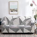 Funda Sofá de 3 plazas Universal Estiramiento, Morbuy Cubierta de Sofá Cubre Sofá Funda Furniture Protector Antideslizante...