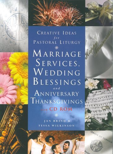 Creative Ideas for Pastoral Liturgy: Marriage Services and Wedding Blessings by Jan Brind (2009-01-06)