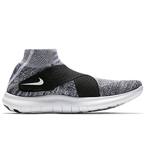 online store cd71b 9f197 Nike Free RN Motion FK 2017, Chaussures de Trail Homme, Multicolore (Black/