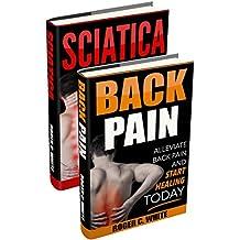 Back Pain: Back Pain, Sciatica (English Edition)