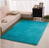 Fuxitoggo Super Soft ma ine waschbares Bett Schlafzimmer Wohnzimmer couchtisch Teppich kit und Bad mehrfarbiger Teppich (Farbe: 5#, größe: 2000mm * 3500mm) (Farbe : 5#, Größe : 100mm*2000mm)