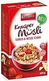 Knusperli - Knusper Müsli Erdbeer & Weisse Schoko - 600g