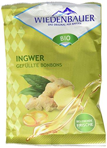 Wiedenbauer Ingwer Bonbon, 10er Pack (10 x 75 g)