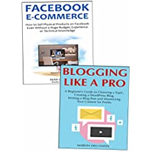 Make Your Money Now!: Earning Income with Facebook Ecommerce & Beginner Blogging Guide (English Edition)