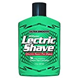 #10: Williams Lectric Electric Razor Pre-Shave, With Soothing Green Tea Complex, 7 Fluid Ounce Bottle