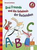 Der Bücherbär: Drei Freunde und das Geheimnis der Buchstaben (1. Klasse)