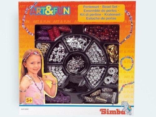Simba 6370992  - Art & Fun Bolas