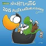 Nichtlustig Postkartenkalender 2015
