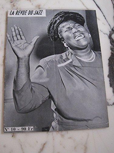 JAZZ HOT [No 10] du 01/01/1950 - LA REVUE INTERNATIONALE DE LA MUSIQUE DE JAZZ.M. JACKSON.
