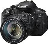 Canon EOS 700D SLR-Digitalkamera (18 Megapixel, 7,6 cm (3 Zoll) Touchscreen, Full HD, Live-View) Kit inkl. EF-S 18-135mm 1:3,5-5,6 IS STM - 4