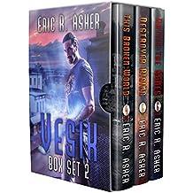 The Vesik Series: Books 4-6 (Vesik Series Boxset Book 2)