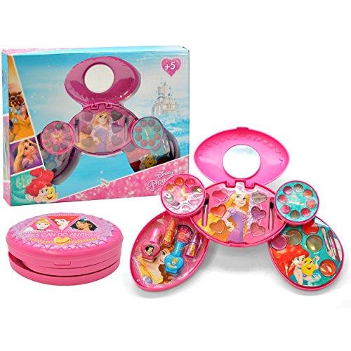 Falca schminkset mit Spiegel Prinzessin Mädchen rosa