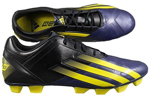 FF80 Pro Trx FG-Scarpe da Rugby %2FJaune vivo, colore: nero, Nero (nero), 9.5