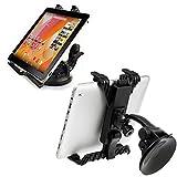 MEDION LIFETAB S10346 MD 98992 Tablet Pc Auto Halter Kfz Halterung für an die Autoscheibe