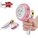 Levapelucchi Elettrico Lint Remover, USB Ricaricabile Tessuto Fluff Remover Shaver per Moquette Abbigliamento Maglione Divano