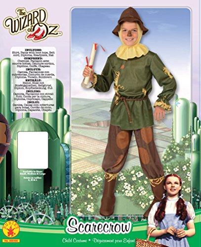 Imagen de espantapájaros  el mago de oz  childrens disfraz  pequeño  117cm alternativa