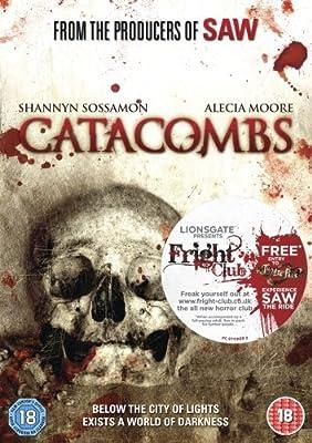 Catacombs [DVD] [2007] by Shannyn Sossamon
