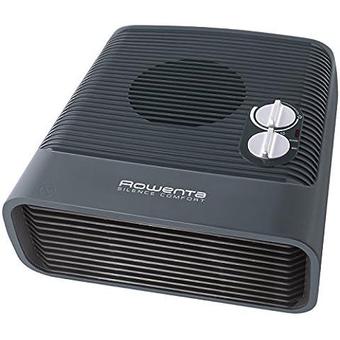 Rowenta Atlas Silence 2400 - Calefactor, 2 velocidades, termostato anti-heladas, función aire frío