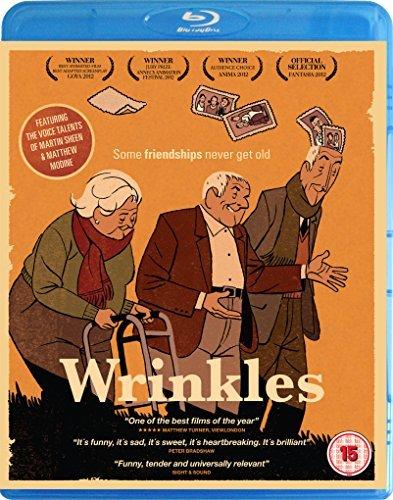 Wrinkles [Blu-ray] [Reino Unido]
