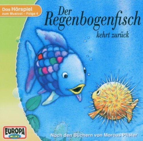 Der Regenbogenfisch 04. Der Regenbogenfisch kehrt zurück.