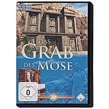 Das Grab des Mose. CD-ROM für Windows ab 98, SE/ME/2000/XP: Ein biblisches 3D-Adventure-Game