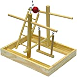 CROCI Gym Toy for Parrots, Small