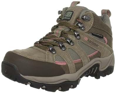 Karrimor Women's Bodmin Ii Mid L Weathertite Roots/Salmon Walking Boot K301RTS146 4.5 UK
