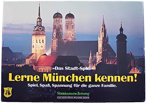 Lerne München kennen! - Das Stadt-Spiel - Süddeutsche Zeitung / Schmidt Spiele