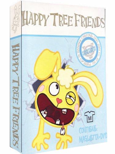 Happy tree friends(+T-shirt uomo)Volume01 [IT Import]