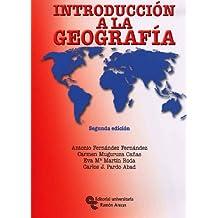 Introducción a La Geografía (Manuales)