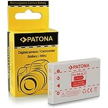 Bateria EN-EL5 para Nikon CoolPix 3700 | 4200 | 5200 | 5900 | 7900 | P3 | P4 | P80 | P90 | P100 | P500 | P510 | P520 | P530 | P5000 | P5001 | P5100 | P6000 | S10...