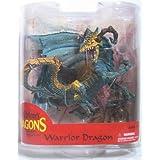 Figura McFarlane Dragón Warrior Serie 7
