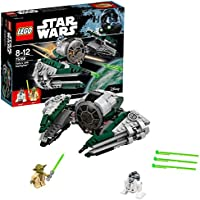 Lego Star Wars - Yoda's Jedi Starfighter - 75168 - Jeu de Construction