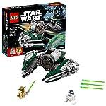 LEGO Star Wars 75168 - Set Costruzioni Jedi Starfighter di Yoda LEGO
