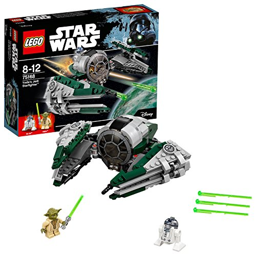 (LEGO Star Wars 75168 - Yoda's Jedi Starfighter)