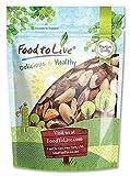 Food to Live Noci del Brasile 453 grammi