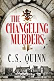 The Changeling Murders (The Thief Taker Series Book 4)