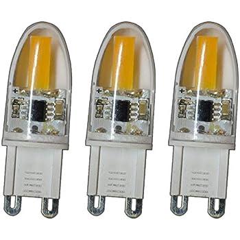 G9 5w2er Leuchtmittel2 Led Eglo Ve200lm4000k 7vbIf6Yygm