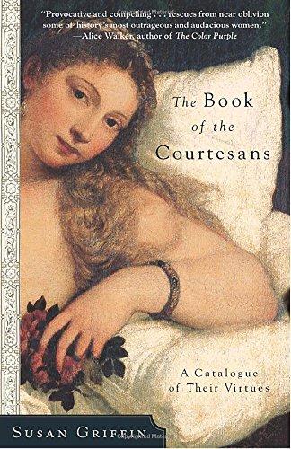 Book of the Courtesans par Susan Griffin