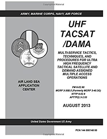 FM 6-02.90 MCRP 3-30B.5 NTTP 6-02.9 AFTTP(I) 3-2.53 UHF TACSAT /DAMA Tactics, Techniques, And Procedures For Ultra High Frequency Tactical Satellite And Demand Assigned Multiple Access Operations