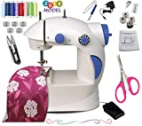 Best Portable Sewing Machines - Vivir Plastic Latest Ming H 4 in 1 Review