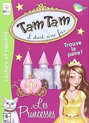 Tam tam il etait une fois les princesses - nouvelle édition