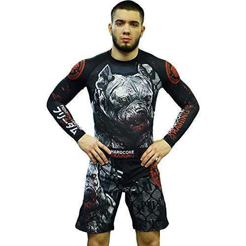 Shorts-Hardcore-Training-Pitbull-City-MMA-BJJ-UFC
