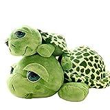 IIWOJ Simulation Kissen Schildkröte Kissen Plüsch Spielzeug Urlaub Geschenk,XXL