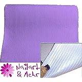 1 rollo de (a' 40 piezas) TABLE-TOWEL/tabla toalla + + colour lila + + (2-capas papel toallas de, en la parte trasera de protectores de pantalla recubierto)